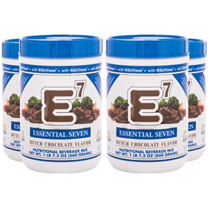 Picture of E7® Dutch Chocolate (4 canisters)